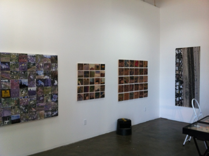Installation view, Naess Gallery