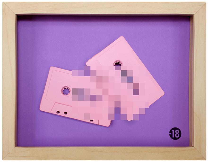 cassette portraits Benoit jammes 3