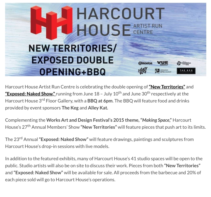 HH New Territiories SHow Info