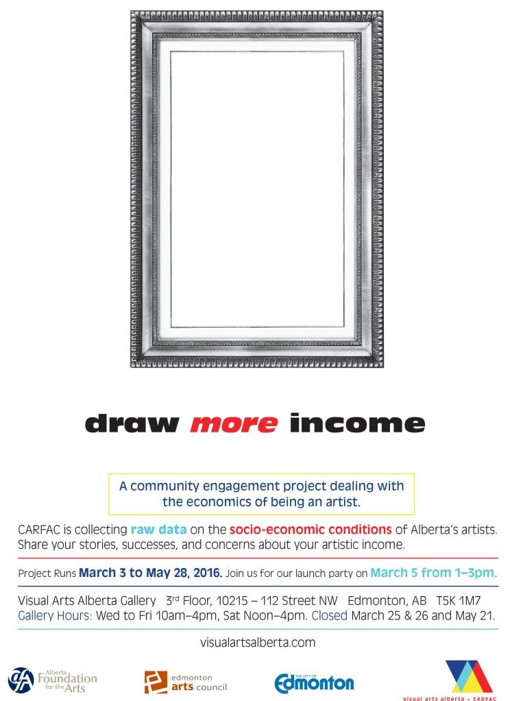 Draw More Income poster