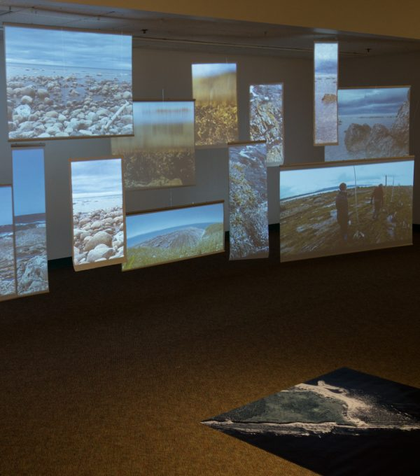 Projection-mapped Video