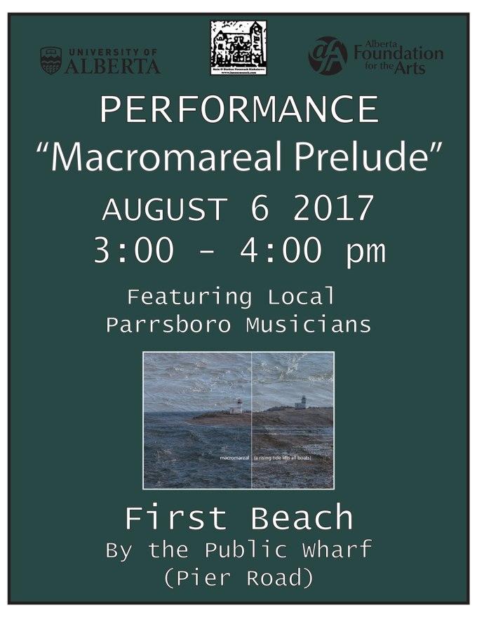 Macromareal Prelude